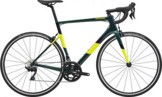 "Велосипед 28"" Cannondale SUPERSIX Carbon 105 рама - 58см 2021 EMR"